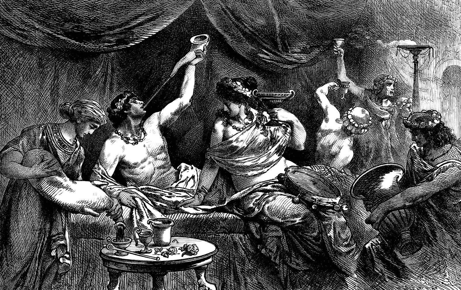 La cucina di roma antica cosa sappiamo dell alimentazione for Cosa mangiare a roma