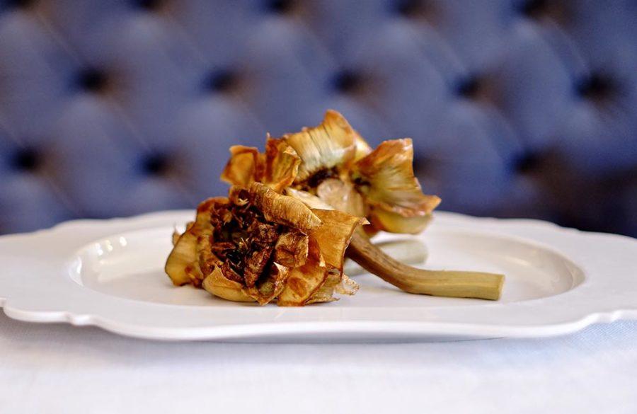 carciofo fritto, ricetta romana